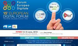 15th Forum Europeo Digitale